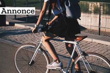 cykelholder test