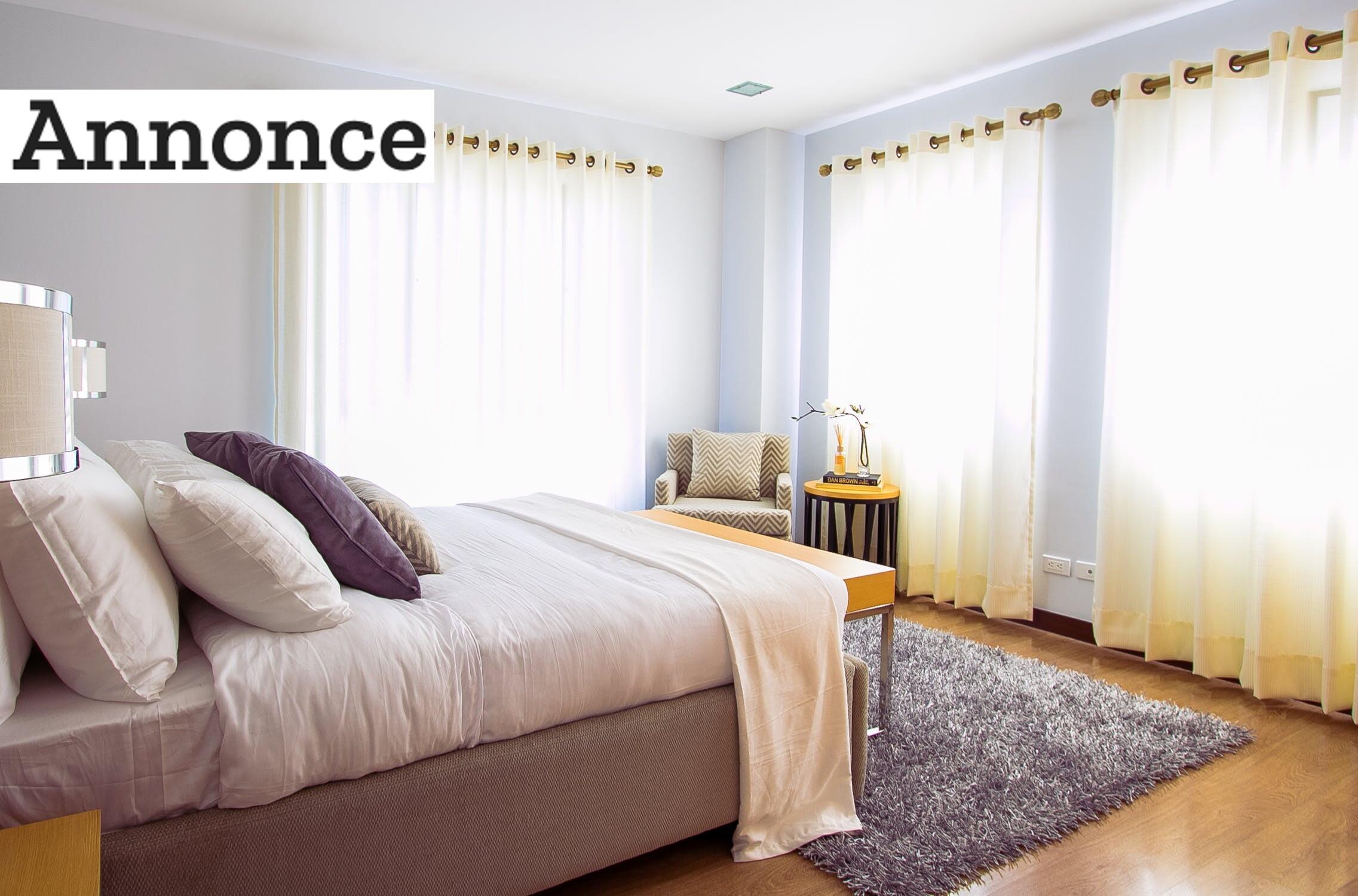 Fornyelse af dit soveværelser behøver ikke at koste en formue