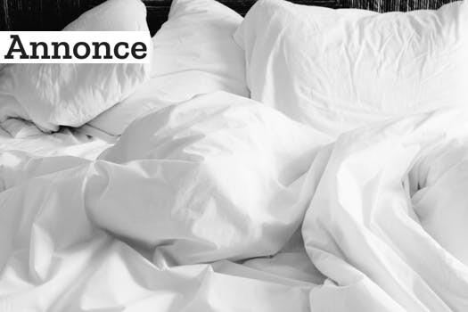 Få bedre søvn i en ny seng