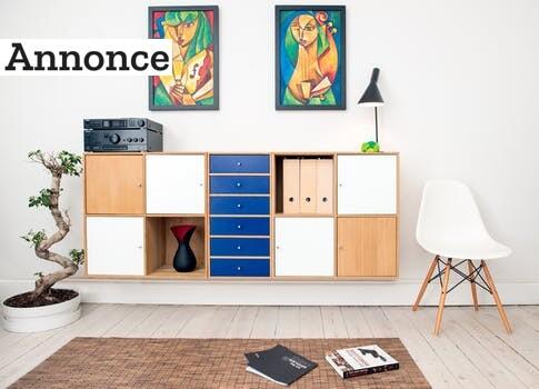 Møbler på et anderledes marked