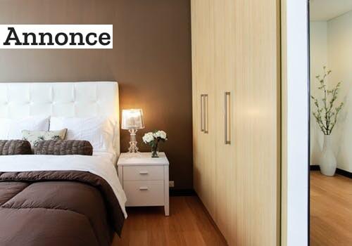 Indret dit soveværelse, så du får en god nattesøvn