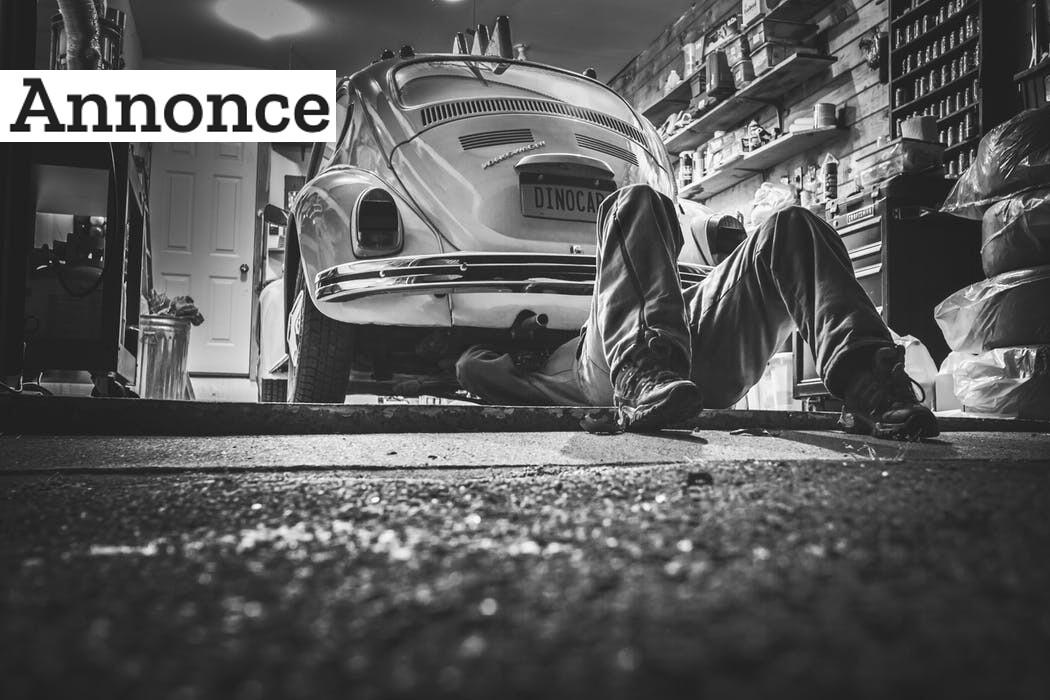Få styr på, hvordan du svejser din gamle bil