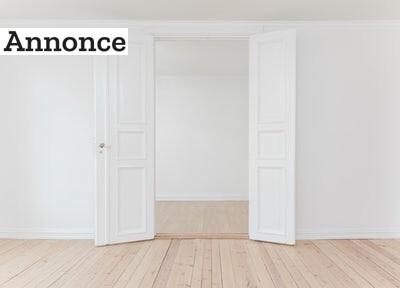 Sådan vælger du nye indvendige døre