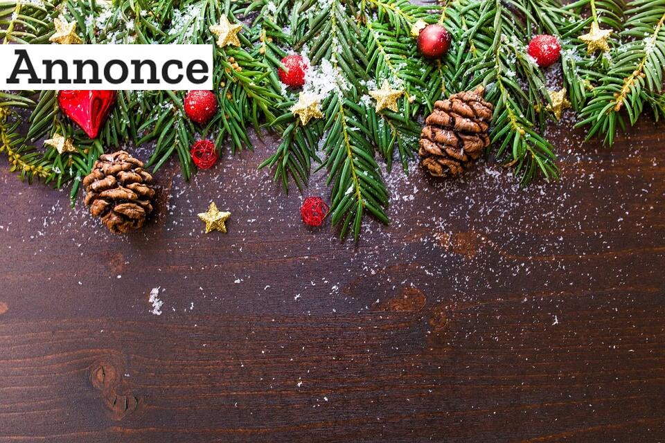Kom i julestemning på arbejdspladsen