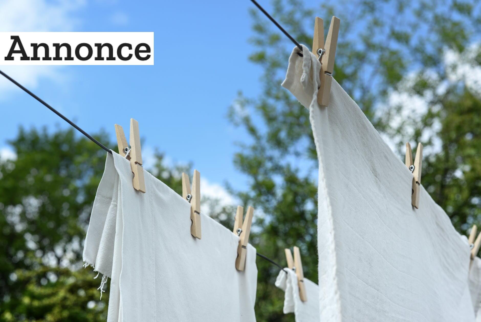 4 tips til at vaske miljøvenligt