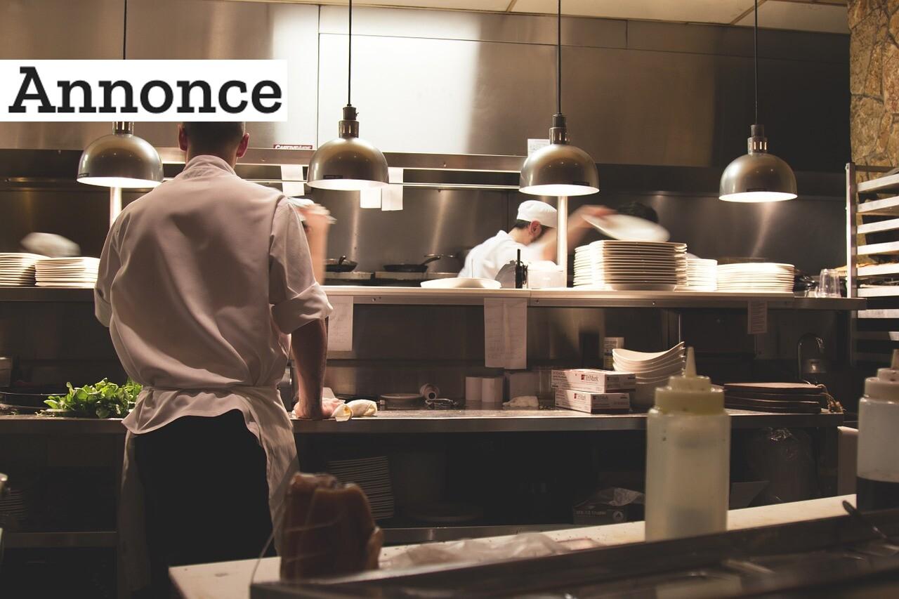 Giv dit køkken et nyt look