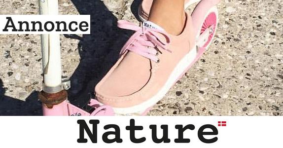 Nature er fodformet gjort smart