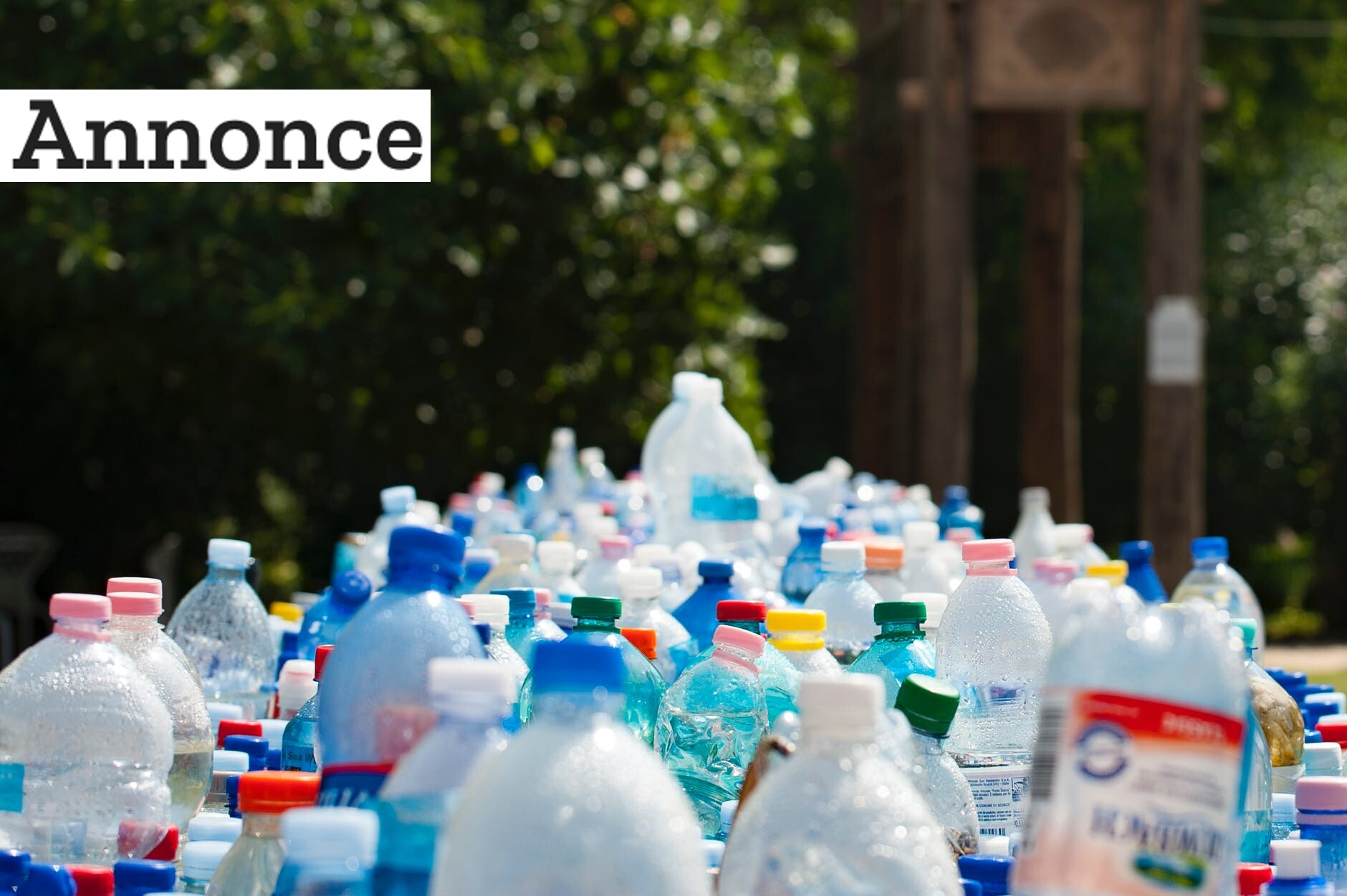 Vælg en løsning af plast