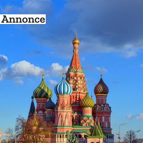 Lær at oversætte fra dansk til russisk