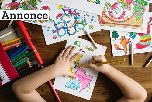 Børn skal udfolde sig kreativt