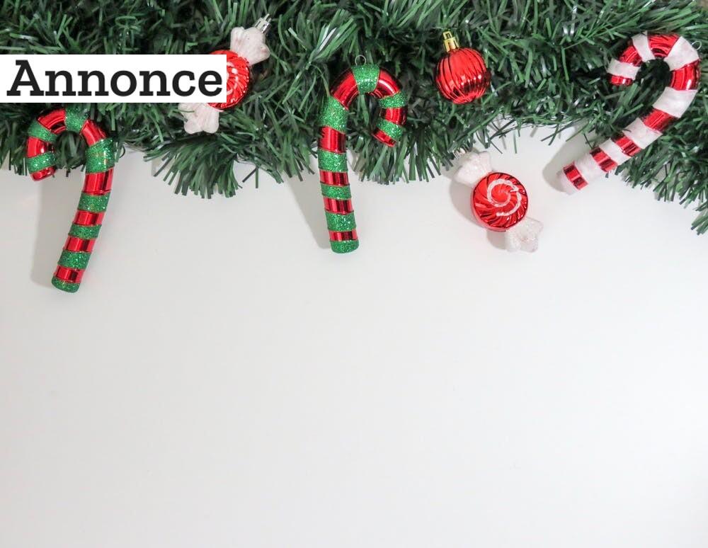 Gør julen mere interessant med anderledes julepynt