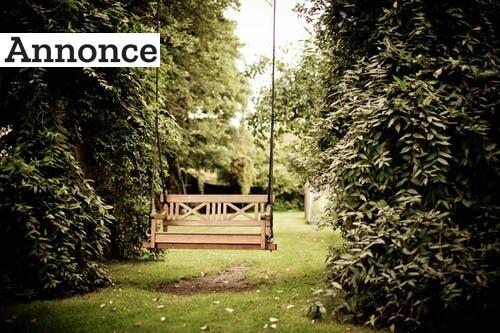 Fuldend dit nybyggede hus med en smuk have