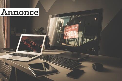 Få hjælp til at finde den bedste webløsning til din virksomhed