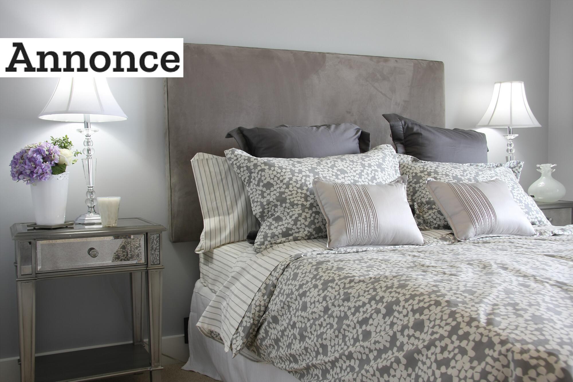 Opskriften på det perfekte soveværelse