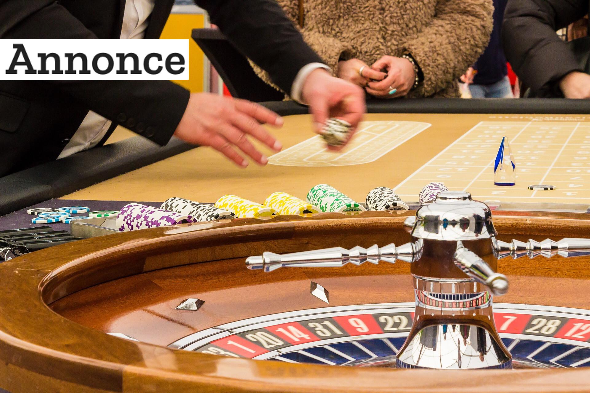 Spar penge ved at vælge casinoet med den bedste bonuskode