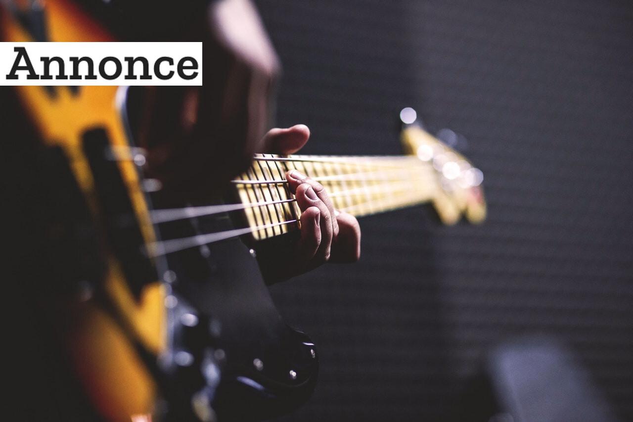 Guide: Hvilket musikinstrument skal du lære at spille?