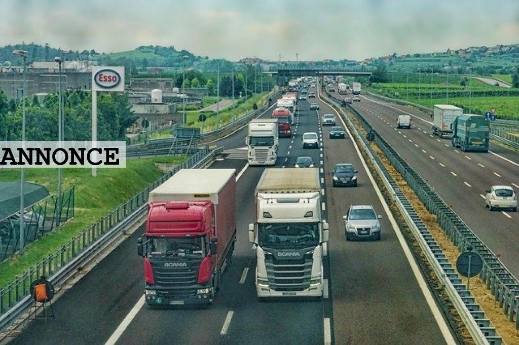 Drømmer du om at blive lastbilchauffør?