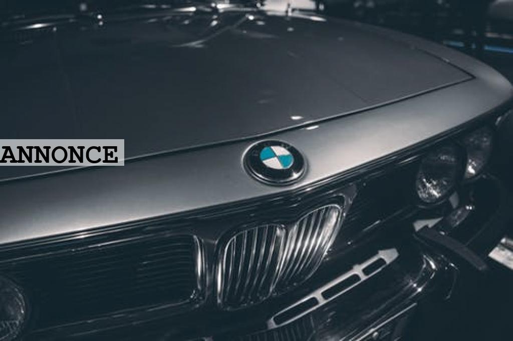 Det fede ved at lease en bil hos BMW