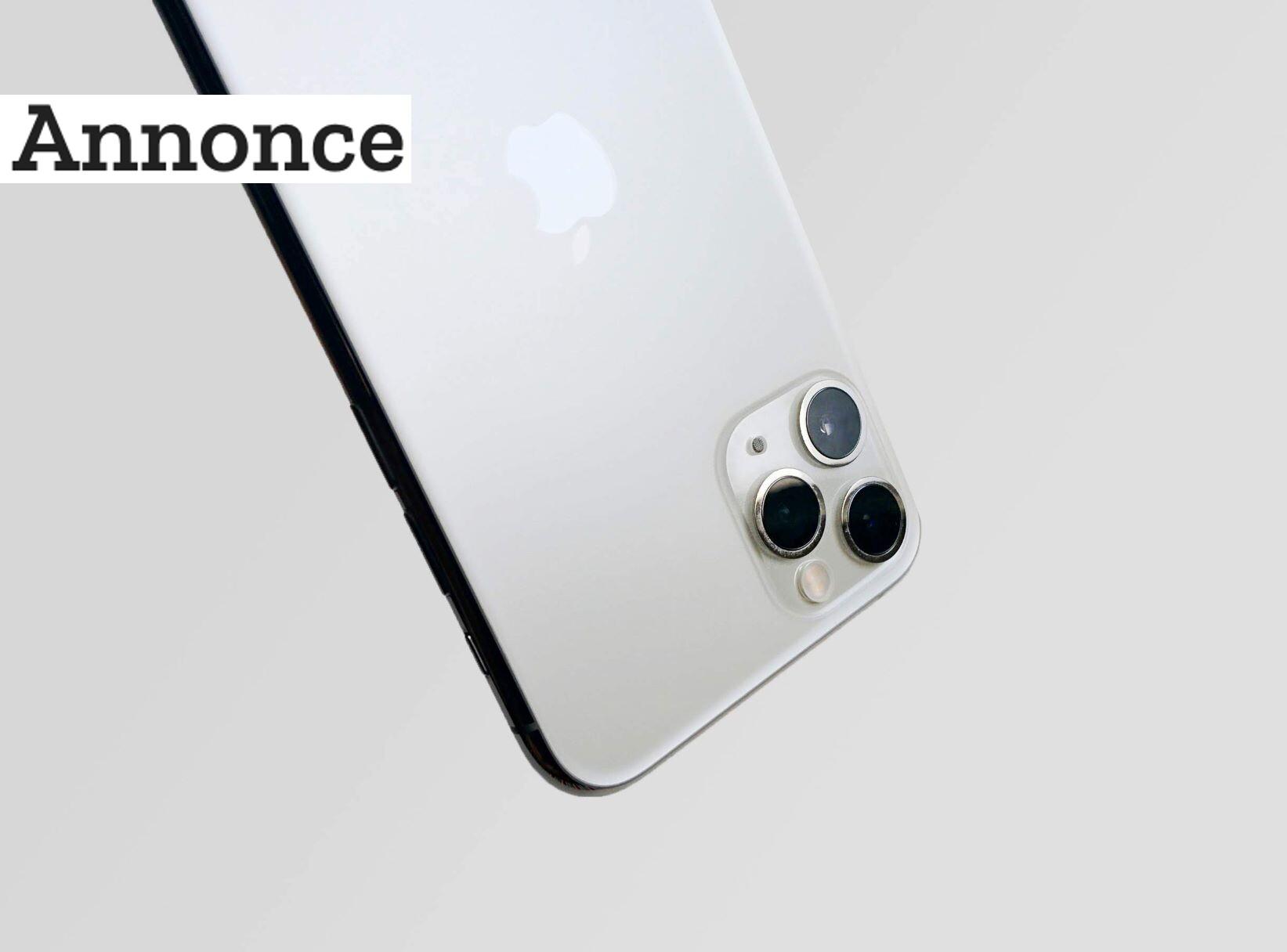 iPhone 11 Pro Max tilbehør – maksimér din mobilydelse