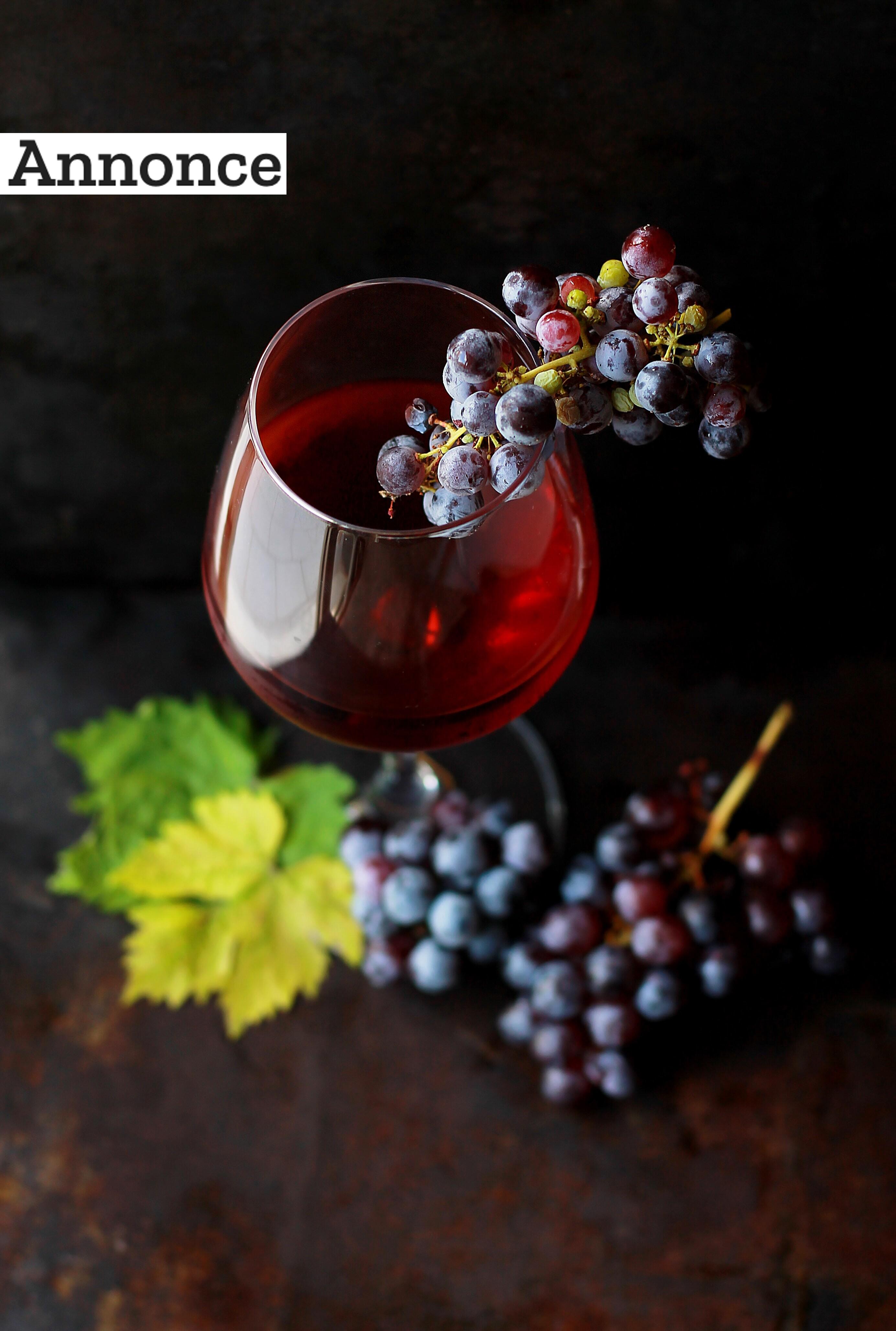 Danskerne er vilde med italiensk vin