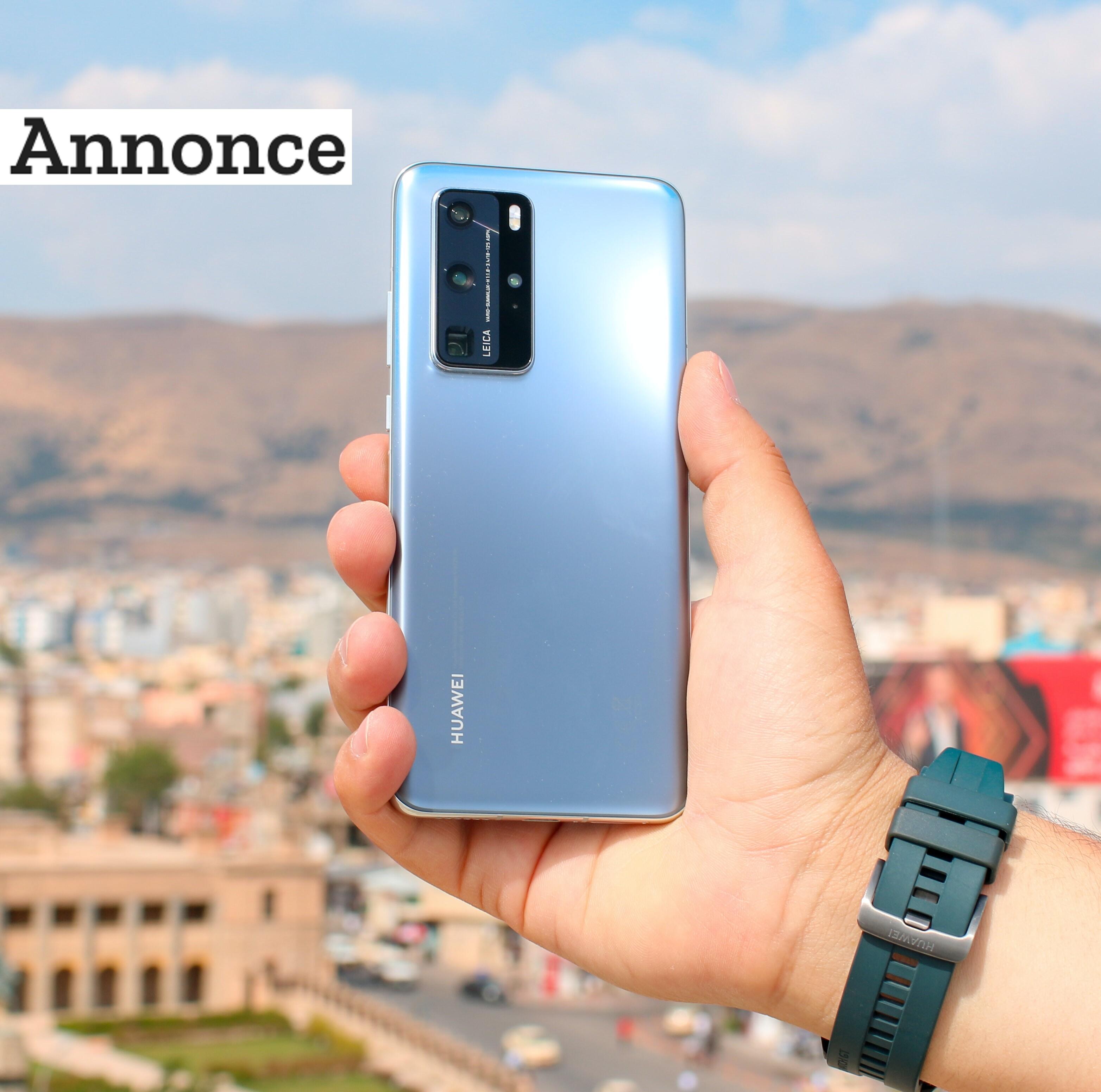 Huawei P30 cover – beskyt din telefon mod ridser og revner