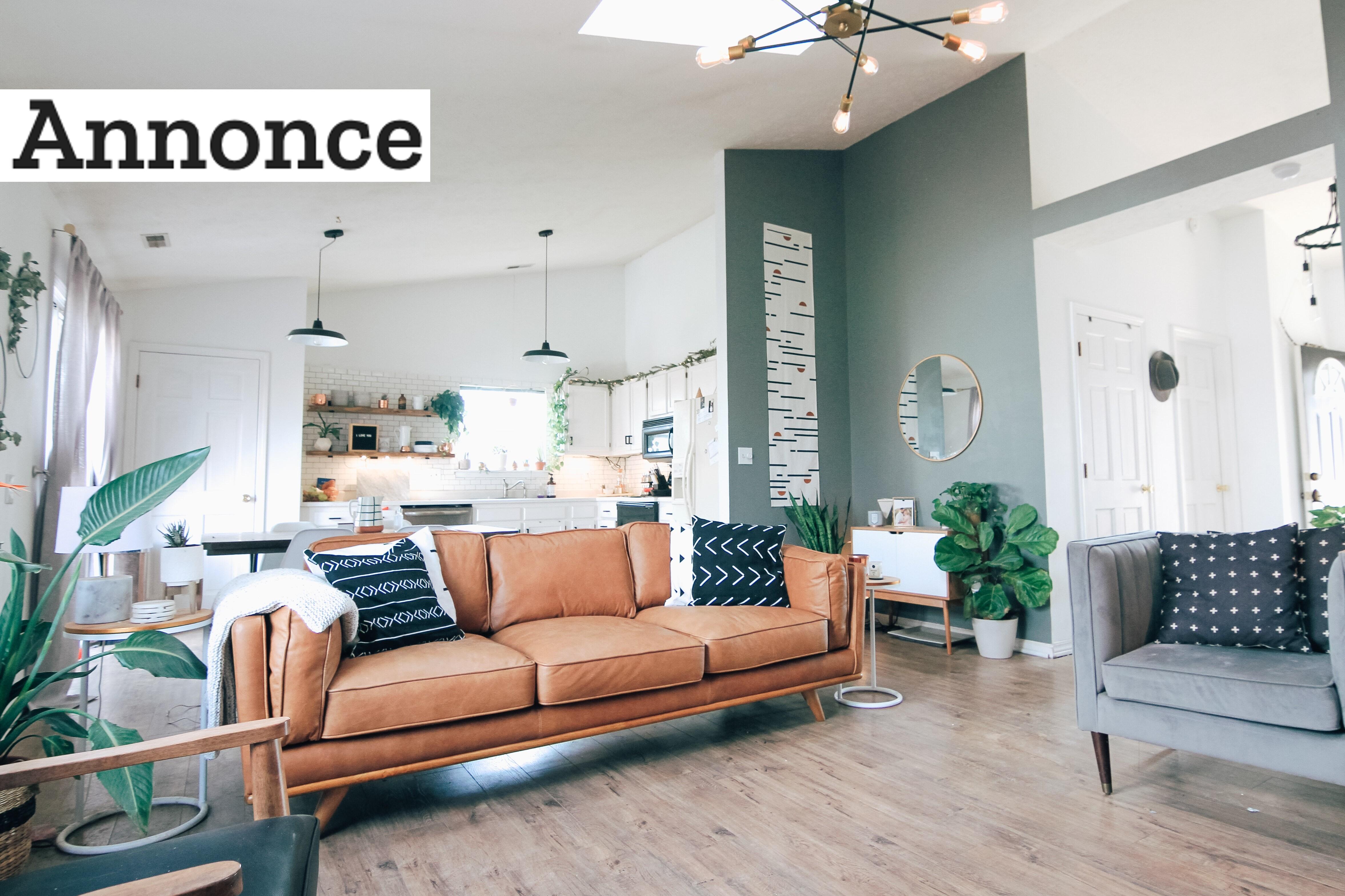 Indret dit hjem med møbler fra House Doctor