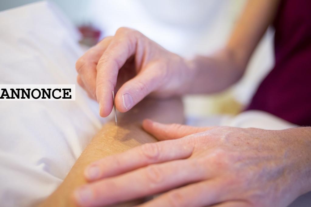 Tag en RAB godkendt akupunktur uddannelse