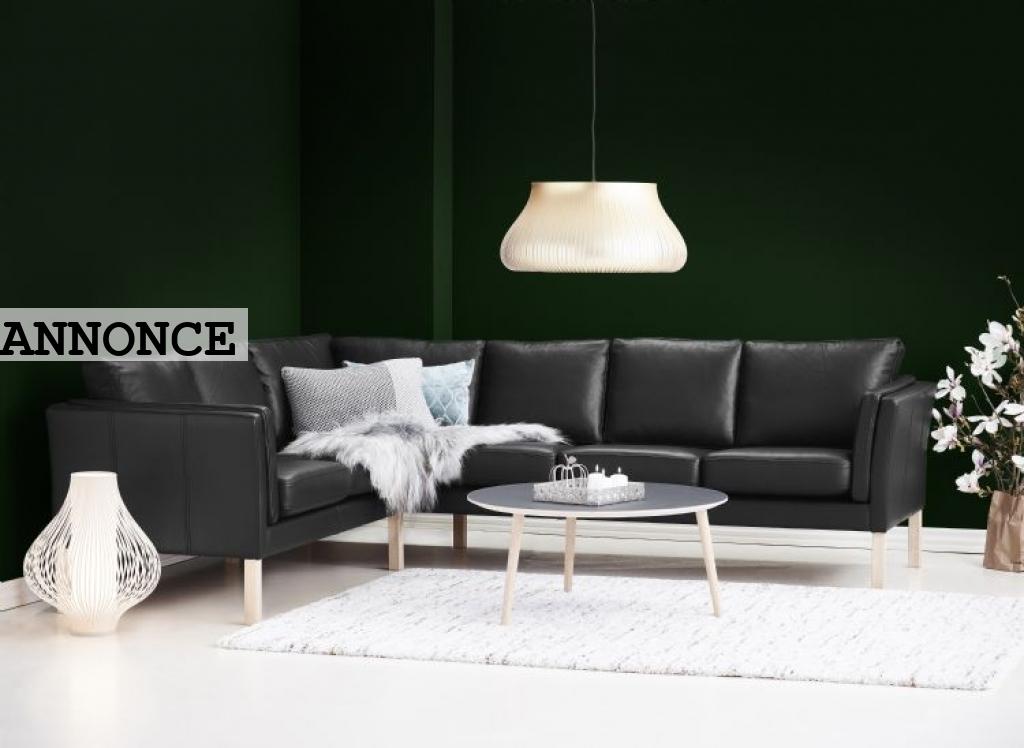 En hyggelig og behagelig stue er essentiel