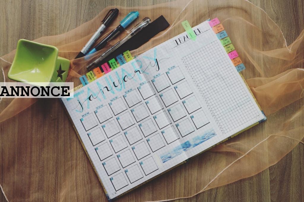 Gør din hverdag mere organiseret
