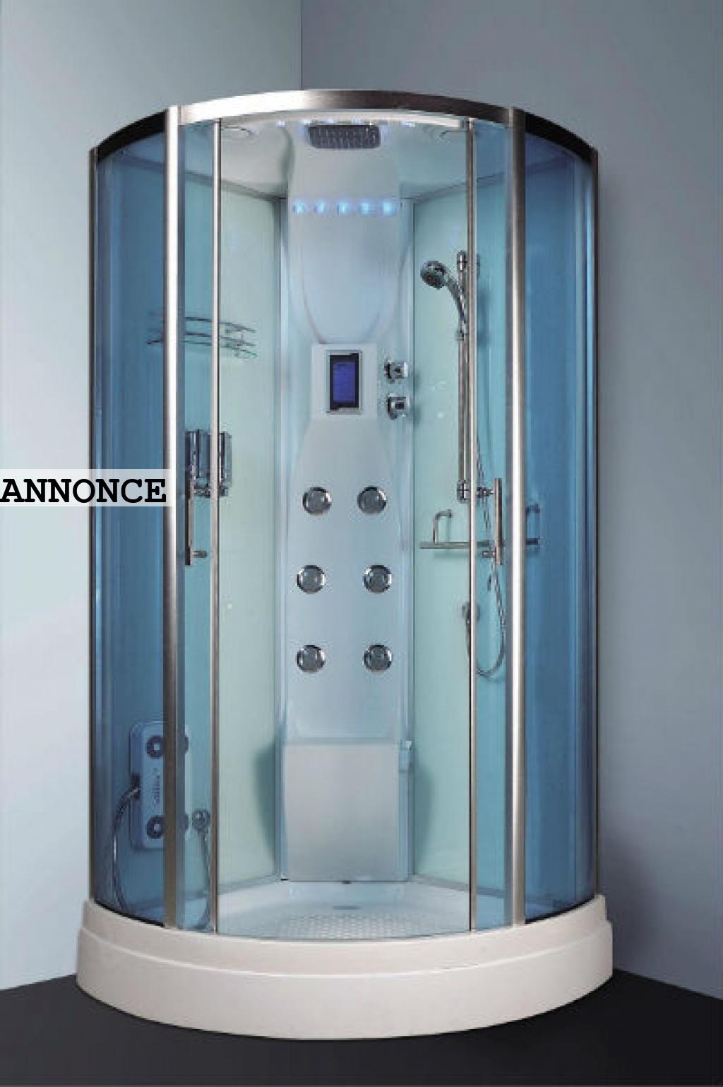 Det moderne badeværelse