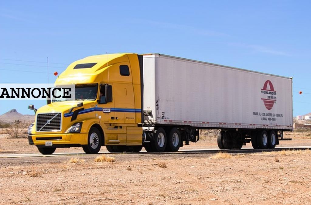 Få en skræddersyet ladopbygning til din lastbil