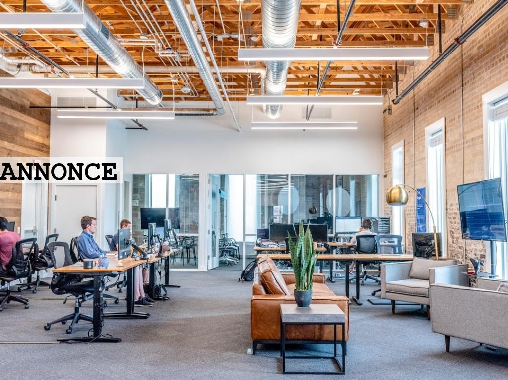 Vælg de rigtige kontormøbler til din virksomhed