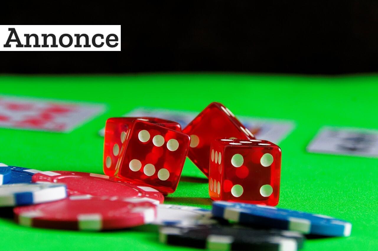 Find casinoet med den bedste velkomsttilbud
