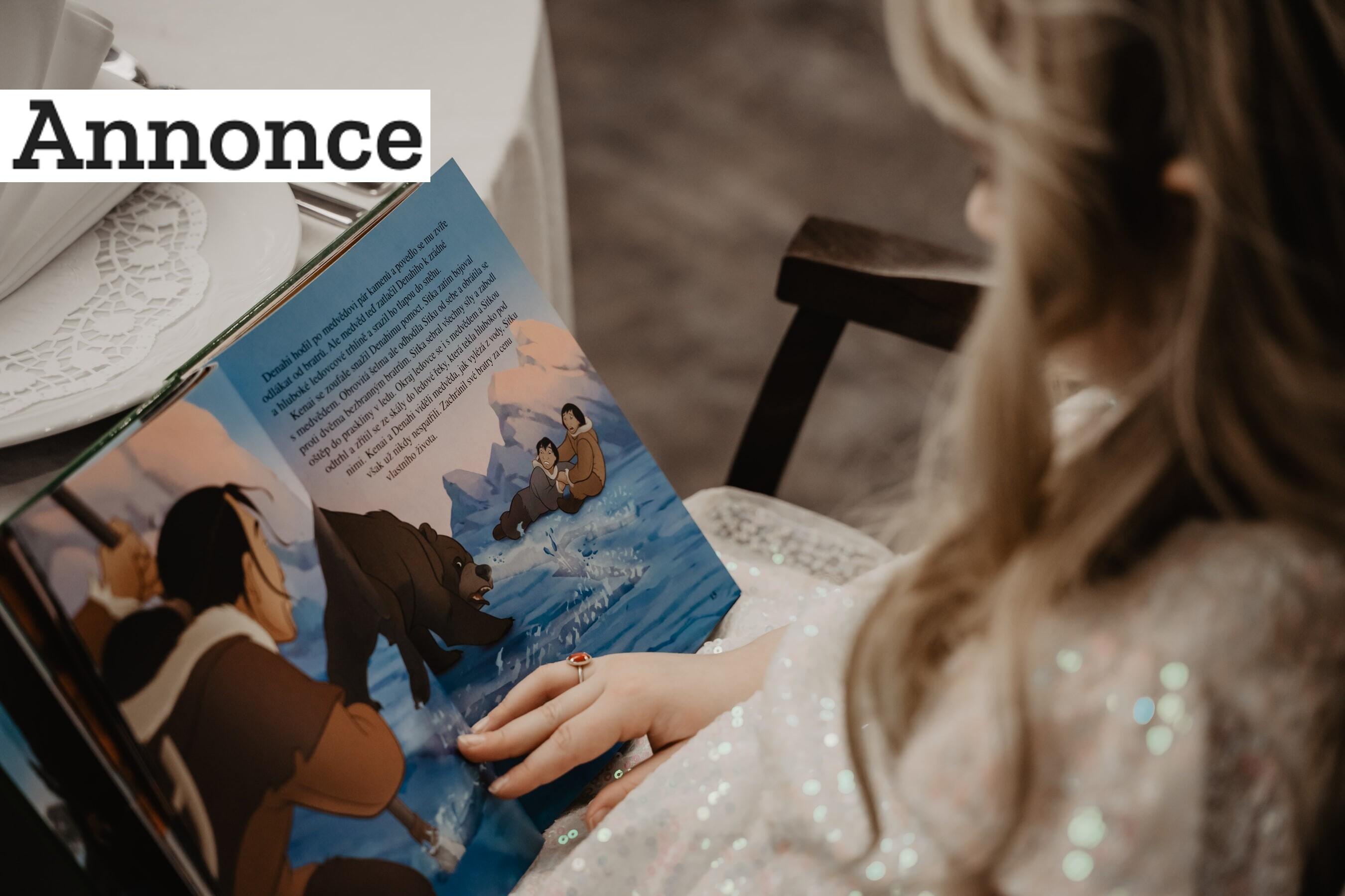 Shop børnebøger til dit barn