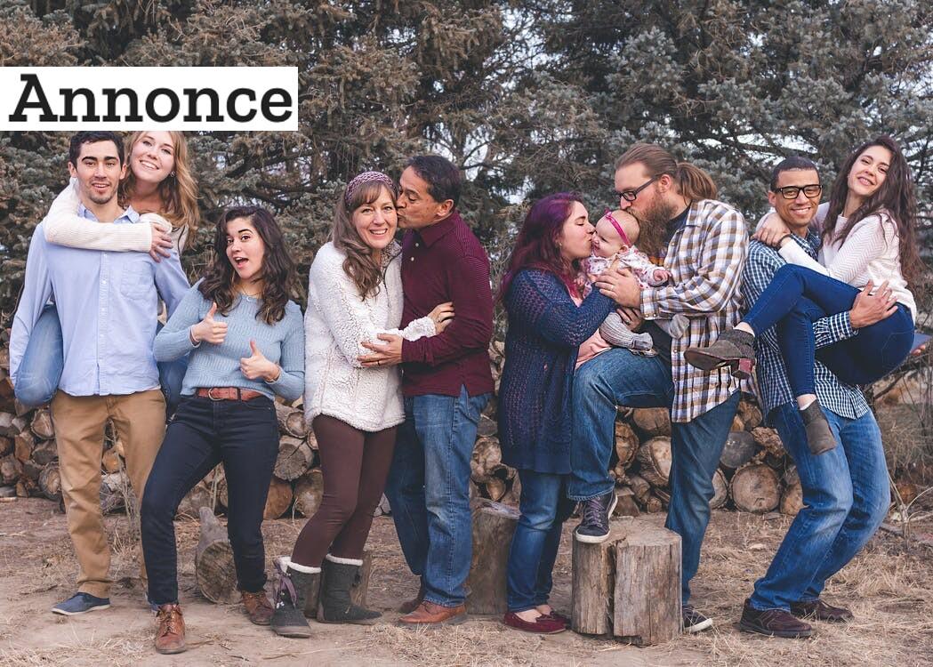 Oplagt gaveidé: Få taget et familiefoto