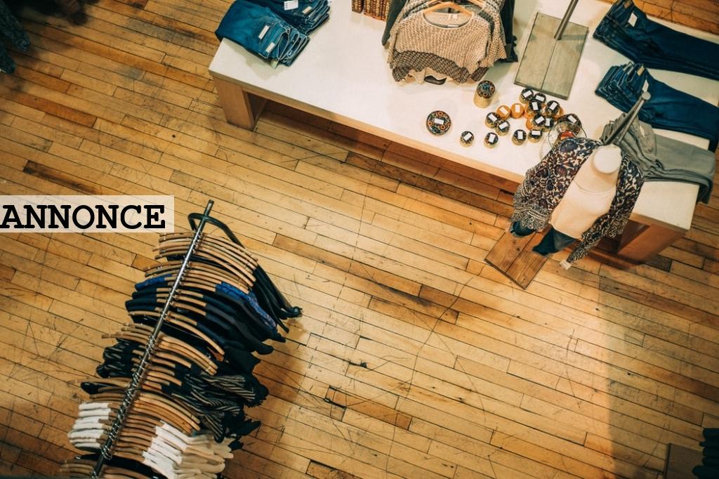 Køb tøj, der passer til din størrelse
