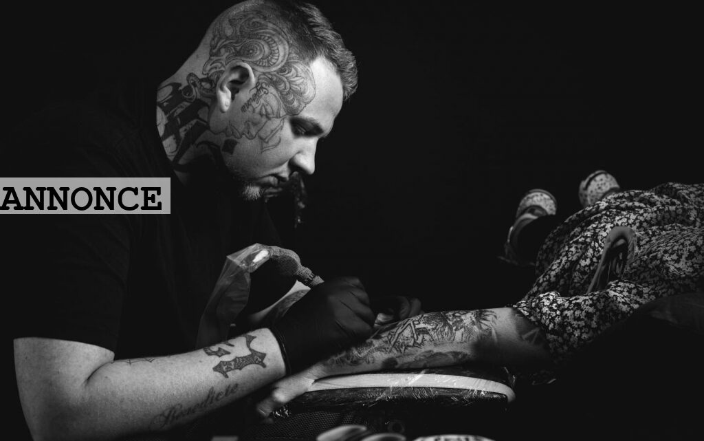 Få en tatovering i særklasse
