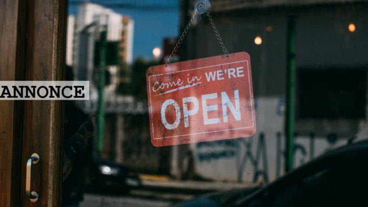 Har du lige fået en butik og skal til at finde ud af indretningen? Læs med her