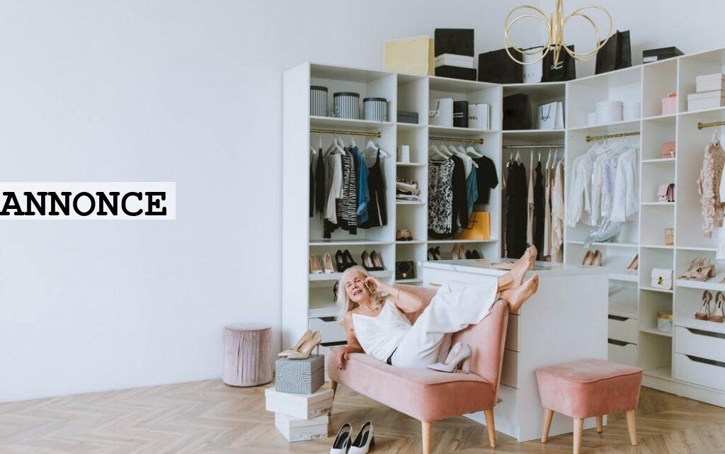 Er det på tide at skifte garderoberne ud i dit hjem?
