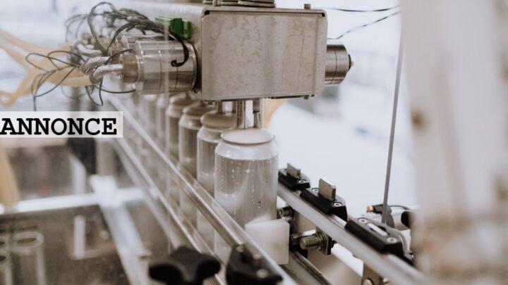 Derfor er et transportbånd en hjælpende hånd i enhver produktionsvirksomhed