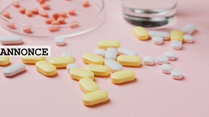 Sørg for at du får vitaminer nok med kosttilskud