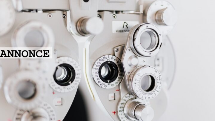 Er der forskel på en synstest og en synsprøve?